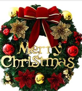 クリスマスリ―スを作りながら素敵な異性と出会いましょう
