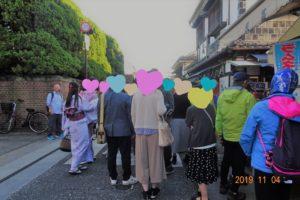倉敷美観地区の恋活